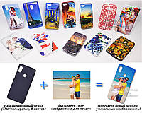 Печать на чехле для Xiaomi Redmi Note 5 / Note 5 Pro