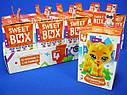 "Свит Бокс ""Пушистики Котята - супергерои 4"" Мармелад с игрушкой в коробочке, фото 3"