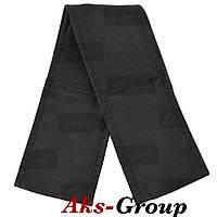 """Оплетка руля Elegant кожа """"премиум"""" цвет  черный- черный перфорированный размер  L 39-40 см  EL 105 008"""