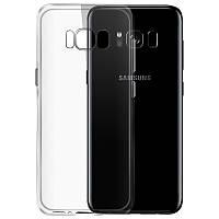 Чехол прозрачный для Samsung Galaxy S8 S8 Plus, фото 1