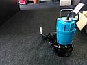 Шламовый насос с агитатором HSD2.55s (Япония), фото 3