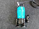 Шламовый насос с агитатором HSD2.55s (Япония), фото 4