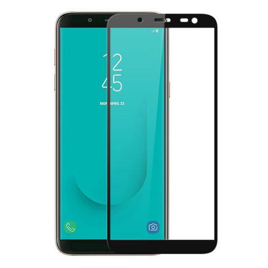 Full Glue защитное стекло для Samsung Galaxy J6 2018 (J600) - Black