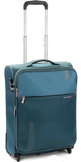 Маленький текстильный чемодан на 2-х колесах Roncato Speed