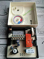 Терморегулятор накладной Eberle fre 525 31 с датчиком температуры пола, фото 3