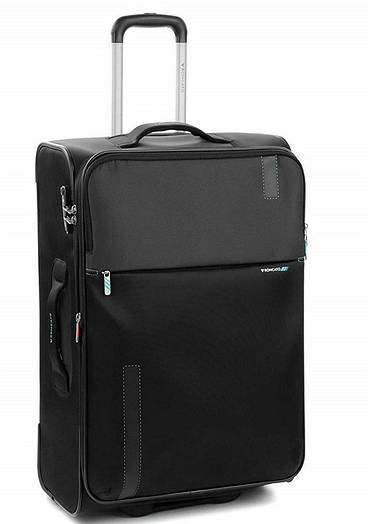 Средний текстильный чемодан на 2-х колесах Roncato Speed