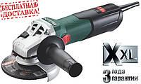 Кутова шліфмашина Metabo W9-125 (900Вт; 10500/min; 2.5 Nm) 600376010, фото 1