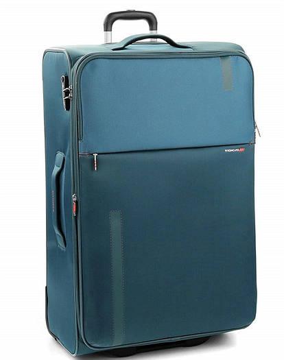 Большой текстильный чемодан на 2-х колесах Roncato Speed