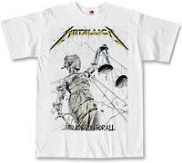 Футболка  METALLICA  - ...And Justice For All-