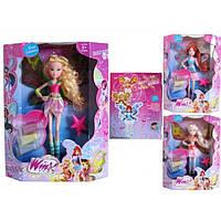 Кукла для девочек «Winx» модель 828
