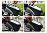 Сумка-бардачок для велосипеда Roswheel с отсеком для телефона 5.5 дюймов, фото 6