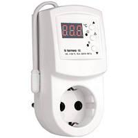 Розеточный терморегулятор rz для панелей электроотопления