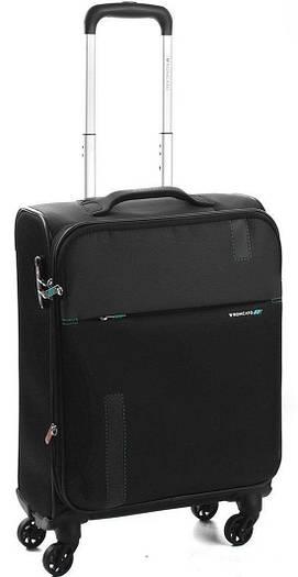 Средний текстильный чемодан на 4-х колесах Roncato Speed