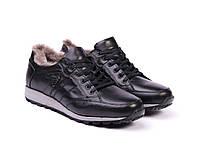 Мужские кроссовки Etor на меху 43 Черный