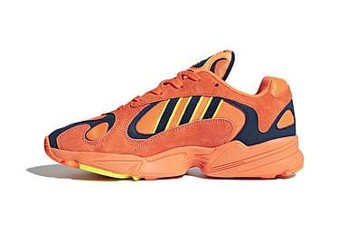 Мужские кроссовки Adidas Yung 1 orange