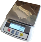 Весы торговые ВТЕ-Центровес-3,2Т3Б1– 0,6Т3-Б от 10г до 3,2кг, дискретность 0,1г.