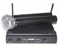Радиомикрофон, беспроводная радиосистема SHURE UHF 4 (SHURE)