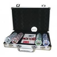 Покерный набор на 200 фишек с номиналом №200N