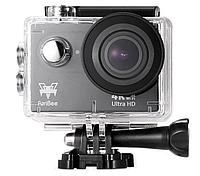Экшн камера Furi Bee H9R 4K Ultra HD (BLACK), фото 1