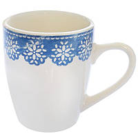 Чашка 120939-09 керамическая, 350мл, в наборе 12шт, белая, чашки, кружка, посуда, столовая посуда, оригинальные чашки и кружки