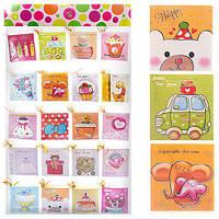 """Открытка-малышка """"Лето"""" N00463 в наборе 160шт, бумага, открытки, поздравительные открытки, открытки ручной работы"""