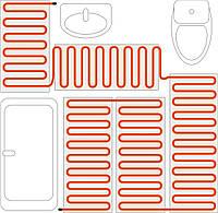 Проектирование и монтаж систем обогрева ванна