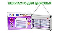 Електрична пастка від комарів AKL-17: 2х8Вт G5, 70м2, фото 1