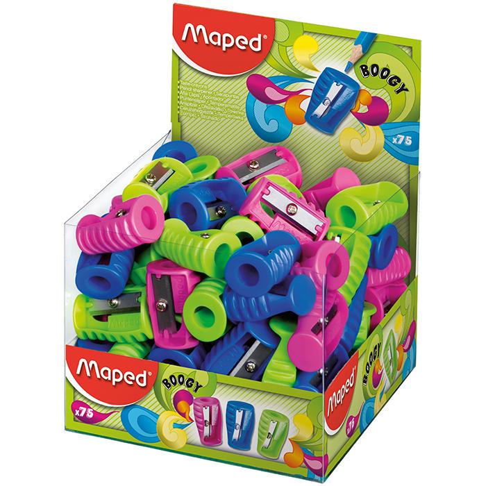 Точилка Maped без контейнера BOOGY одно отверстие MP.063211