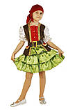 Разбойница карнавальный костюм для девочки / BL - ДС196, фото 2