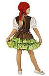 Разбойница карнавальный костюм для девочки / BL - ДС196, фото 3
