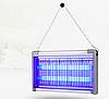 Электрическая ловушка от комаров AKL-31 2*15Вт G13, 100м2