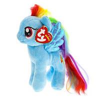 Игрушка мягконабивная Rainbow Dash 20см серии My Little Pony