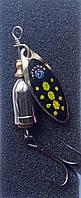 Блесна-вертушка Black Eagle 6008-01 Color 18 8г
