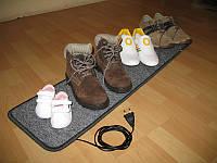 Нагревательный коврик для сушки обуви Heat master Германия