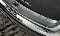 Хром накладка заднего бампера Nissan Qashqai KE967JD530