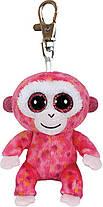 Розовая обезьяна Ruby 12см серии Beanie Boos