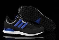 Кроссовки Adidas Porsche Design 911S /Black Blue/. адидас кроссовки порше, кроссовки порше, кроссовк