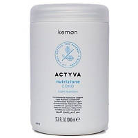 Кондиционер для слегка сухих волос KEMON ACTYVA NUTRIZIONE COND 1000 ml