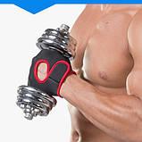 Рукавички для занять спортом NLKS-6085 розмір M, фото 8