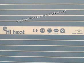 Инфракрасная пленка для теплого пола Hi heat m308, фото 2