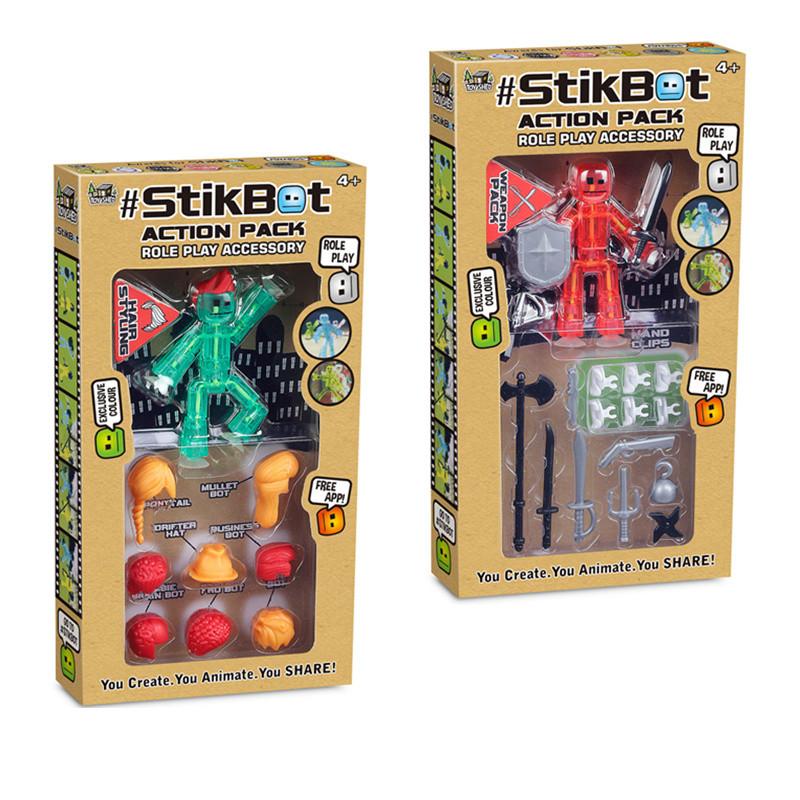 Игрушка StickBot