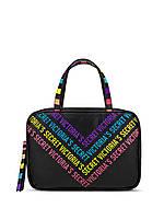 Дорожный кейс  от Виктории Сикрет Rainbow Jetsetter Travel Case Victoria's Secret