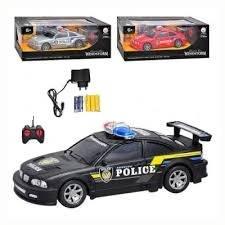 Полицейская машина на радиоуправлении, фото 2