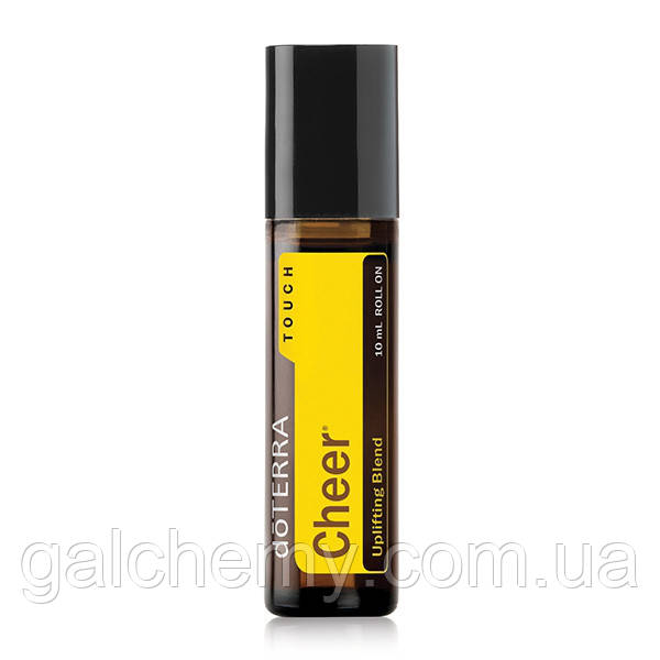 Cheer Uplifting Blend / «Ура», смесь эфирных масел, роллер, 10 мл
