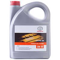 Моторное масло TOYOTA PFE Motor Oil SL/CF08880-83389