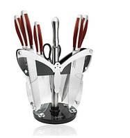 Набор кухонных ножей на подставке «Giakoma», фото 1