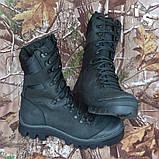 Берці Sl-1U чорні демі/зима, фото 4