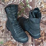 Берці Sl-1U чорні демі/зима, фото 6