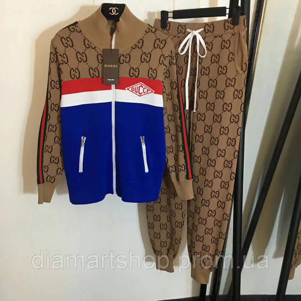 464f0246c7e5 Женский Спортивный костюм Gucci - DIAMART - Реплики люкс класса 1 1 в Луцке