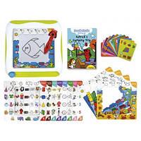 Развивающая игрушка Doodle Studio для рисования с логическими карточками. Ks Kids